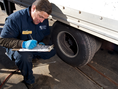 Truck DOT Inspections Houston