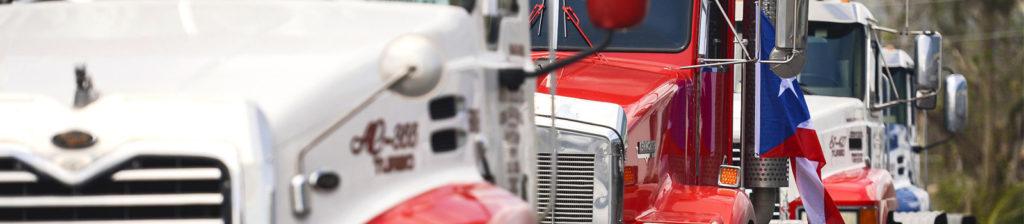 Truck Center Background