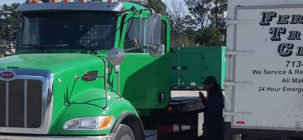Houston Mobile Truck Repair Service