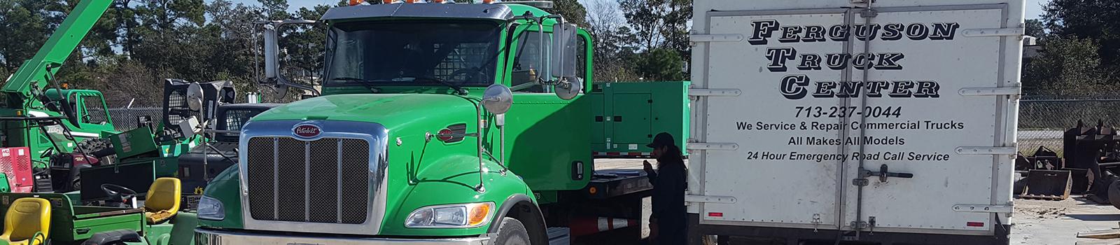 Houston Mobile Truck Repair Service