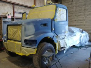 Truck Paint & Body Shop Houston