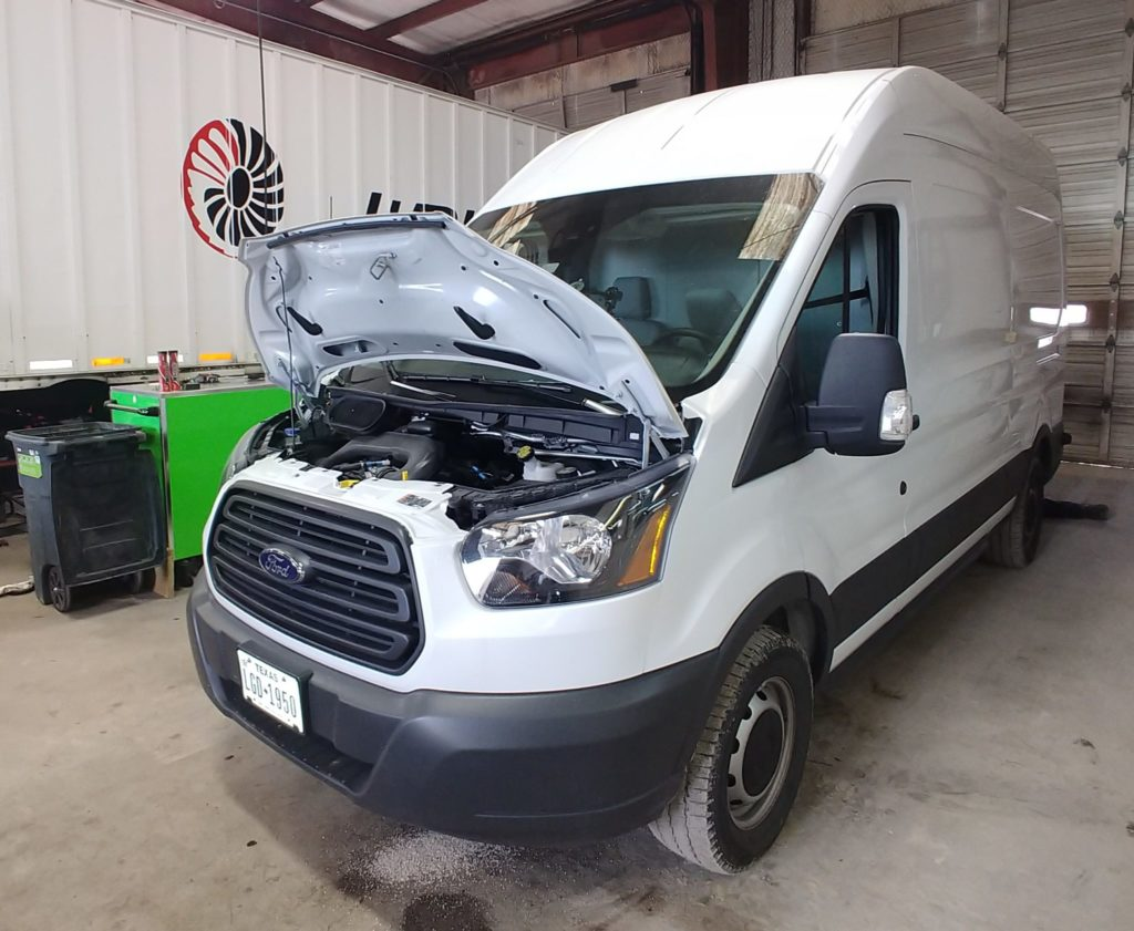 Houston Gasoline Commercial Truck Repair Service