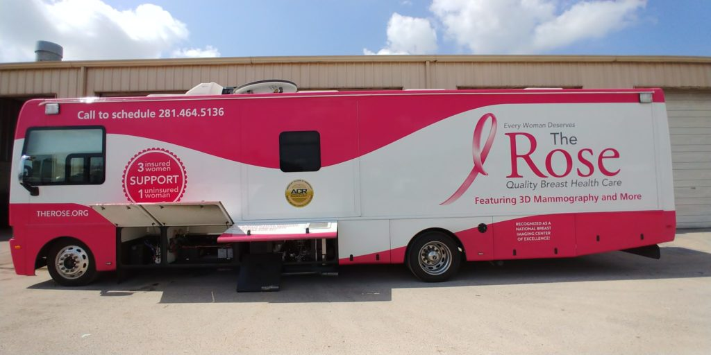 The Rose Quality Breast Health Care