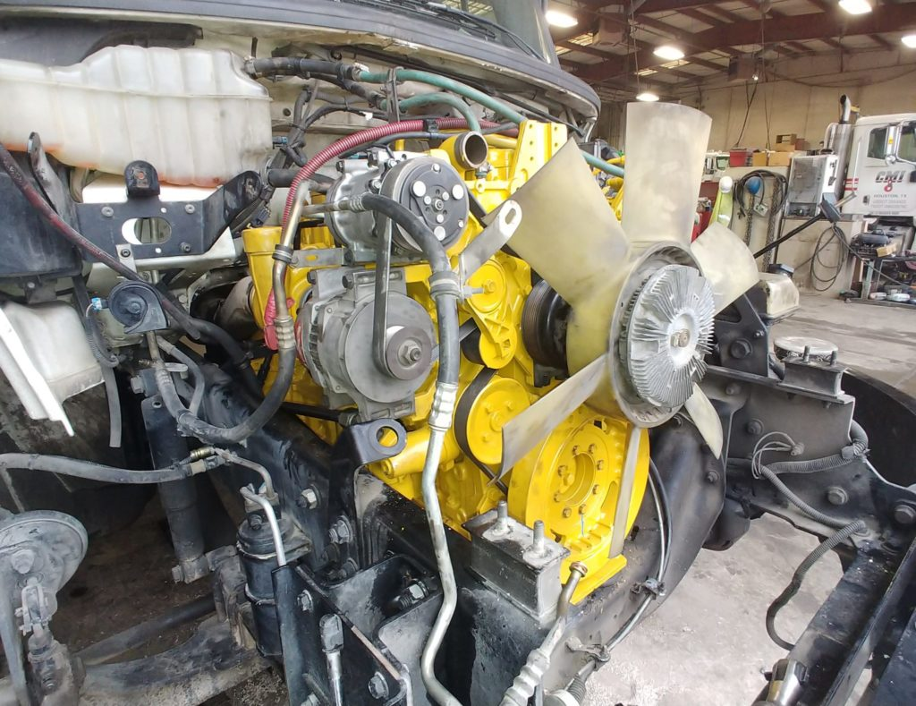 Engine Remanufactured