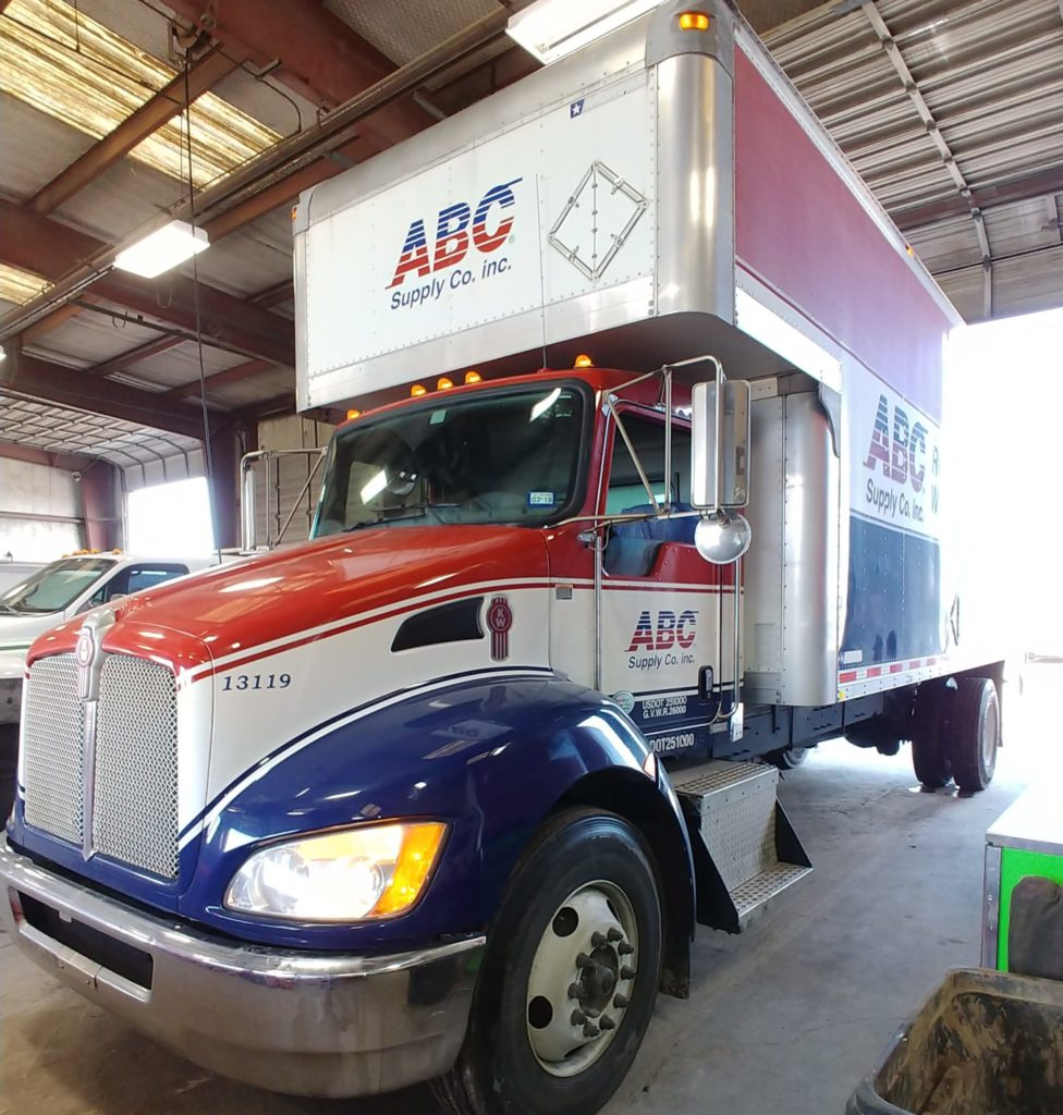 Houston Diesel Truck Repair Service