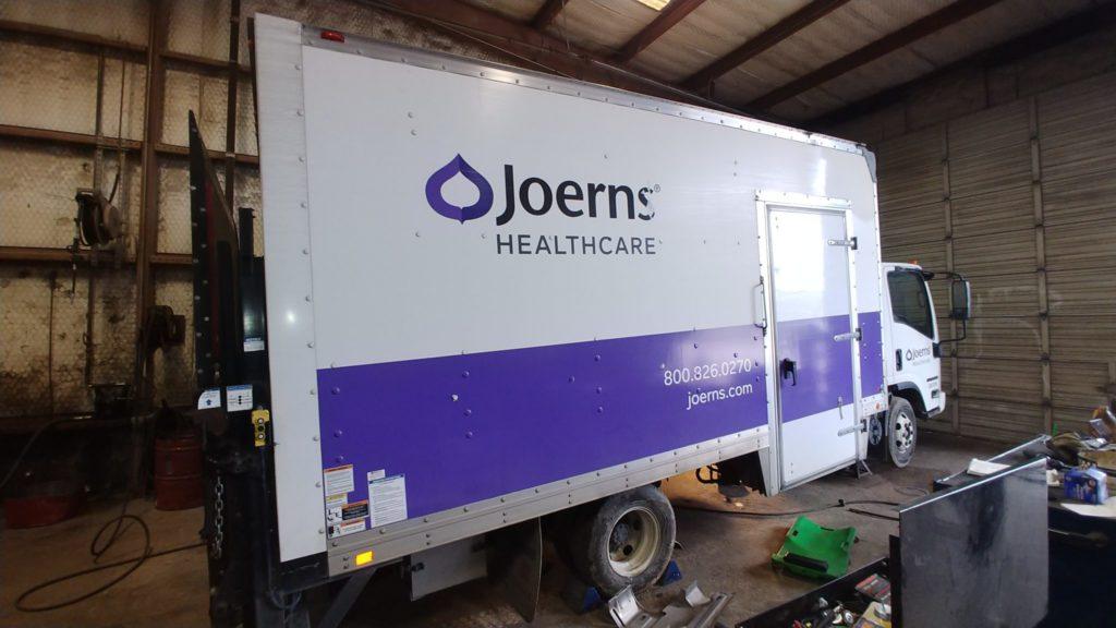 Joerns Healthcare Truck