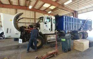 Commercial Truck Service Houston