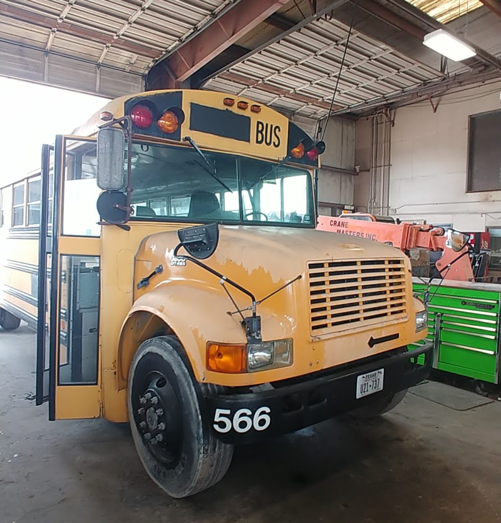 School Bus Repair