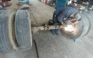 conroe commercial truck repair