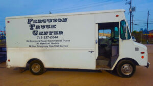 Aldine Commercial Truck Repair and Service