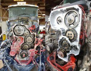 dot inspection diesel engine service